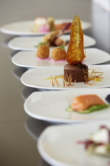 Mon Repos Gastronomy and special chefs proposals will impress you.